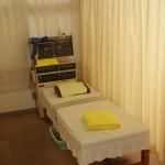 低周波治療室